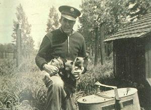 ビル・ケリーと子狐