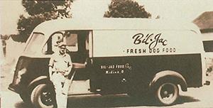 ビルジャック車